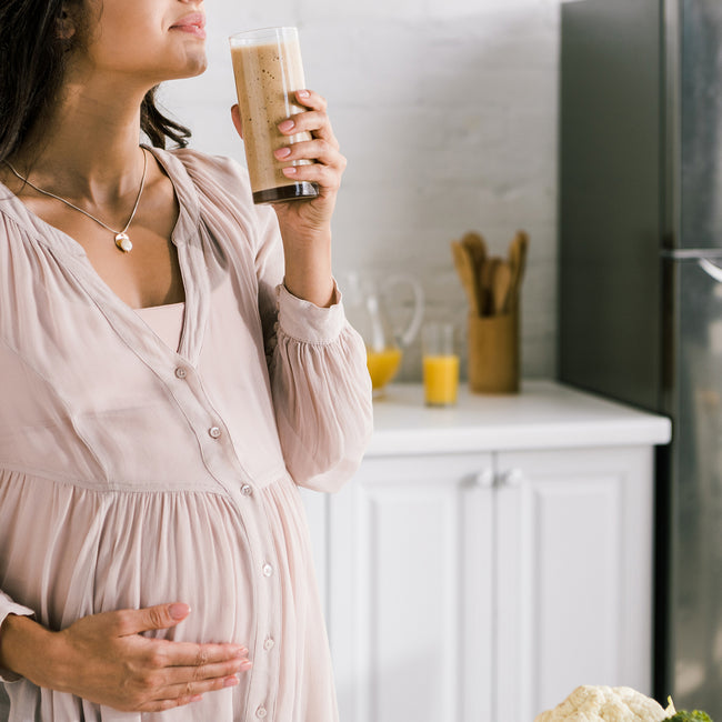 How to Have a Healthy Pregnancy on a Plant-Based Diet