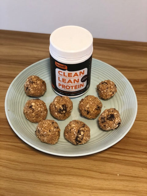 Erika's Super Simple Protein Balls