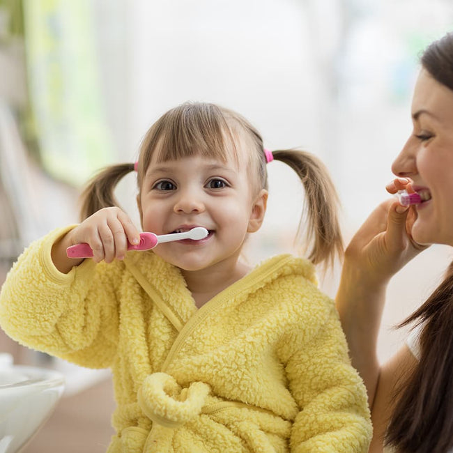 Healthy Habits for Healthy Smiles: Tips for Keeping Your Kids' Teeth, Mouth and Gums in Tip Top Shape