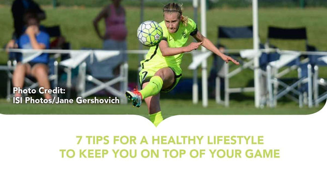 7 Tips for a Healthy Lifestyle