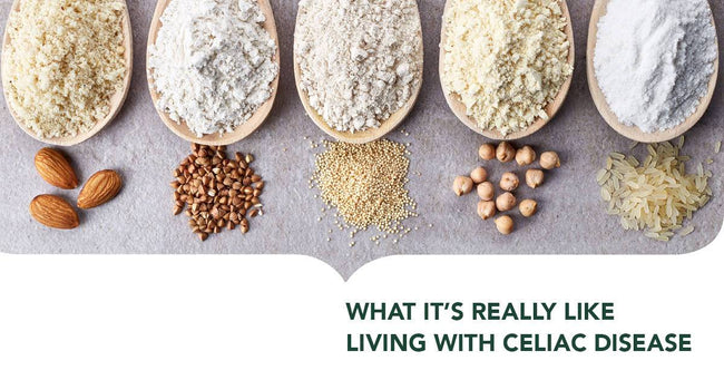 What It's Really Like Living with Celiac Disease
