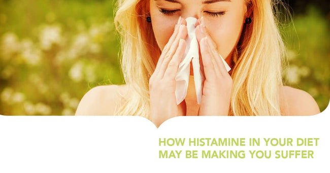 How Histamine In Your Diet May Be Making You Suffer