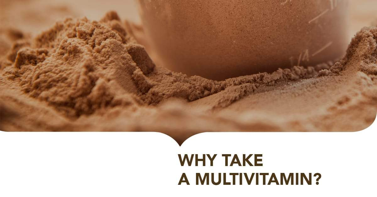 Why Take a Multivitamin?