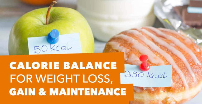 Calorie Balance For Weight Loss, Weight Gain, and Weight Maintenance