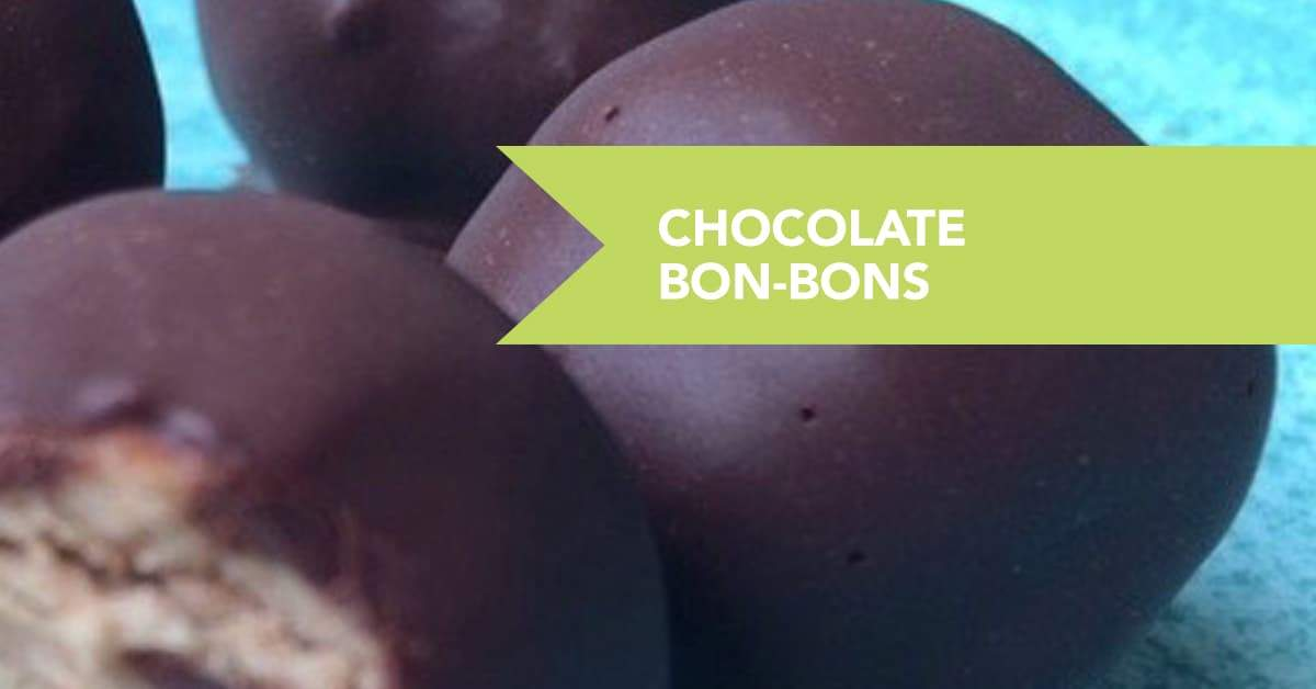 Chocolate Protein Bon-Bons Recipe