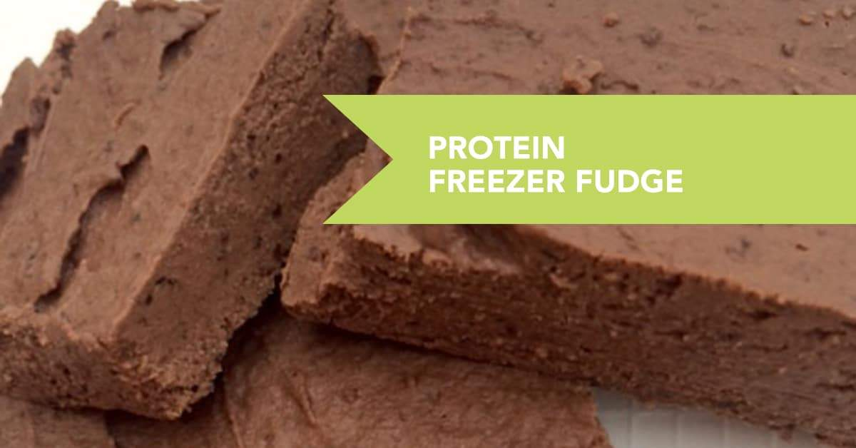 Protein Freezer Fudge