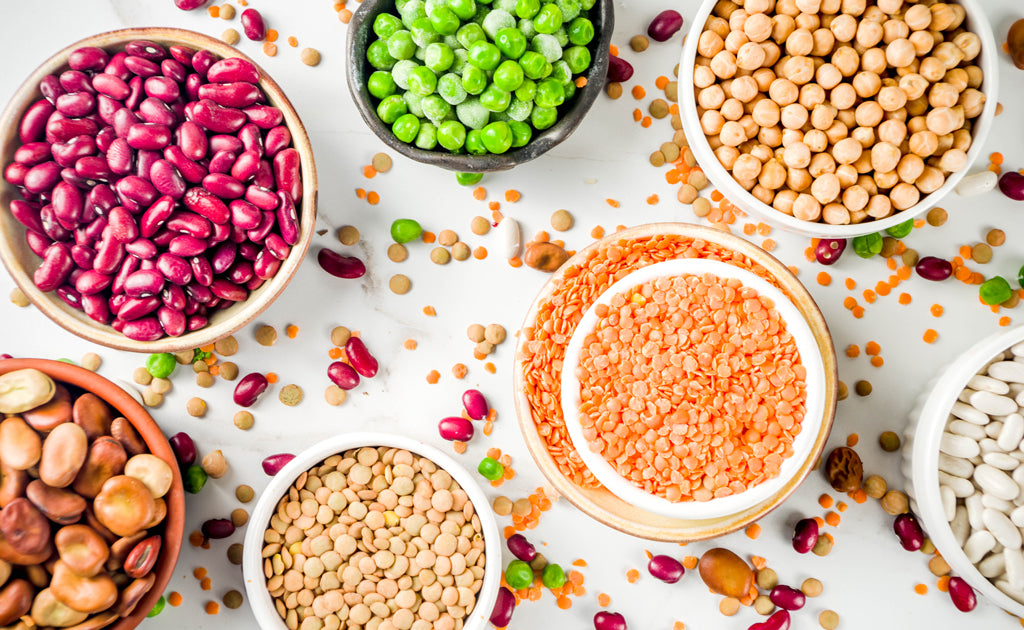 Pea Protein on a Vegan Diet—Everything You Need to Know