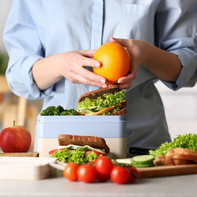 How to Pack a Healthy Lunchbox
