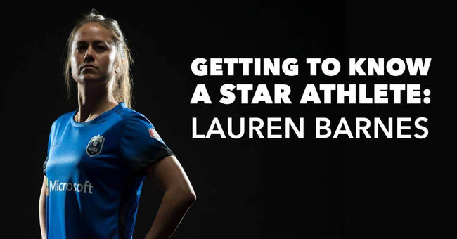 Get to Know Lauren Barnes of Seattle Reign FC