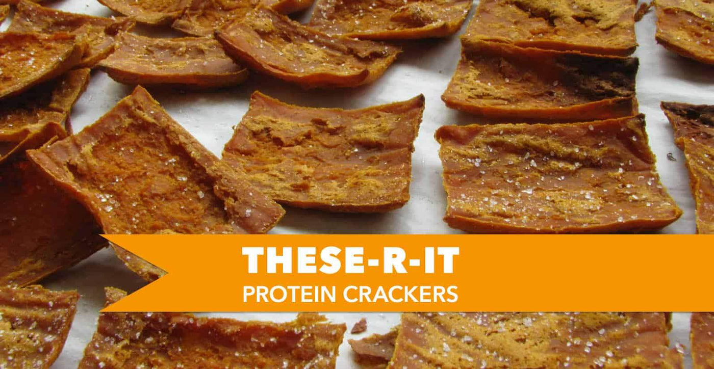 Protein Crackers Recipe