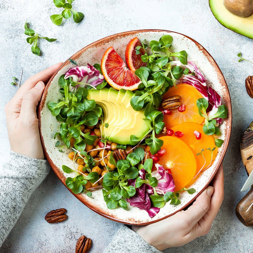 TOP PLANT-BASED FOOD TRENDS 2020
