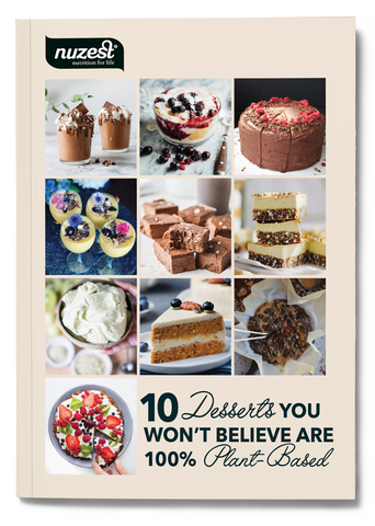 10 Desserts You Wont Believe are 100% Plant-Based