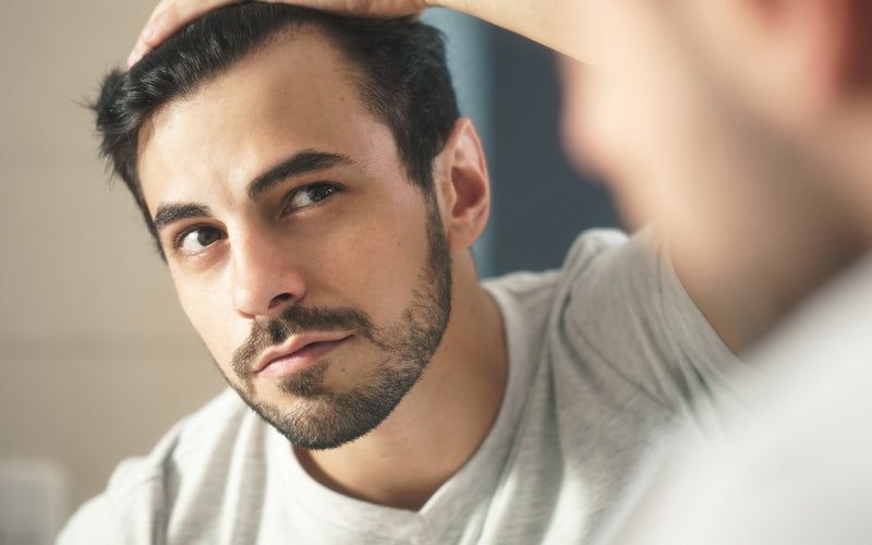 can pea protein cause hair loss