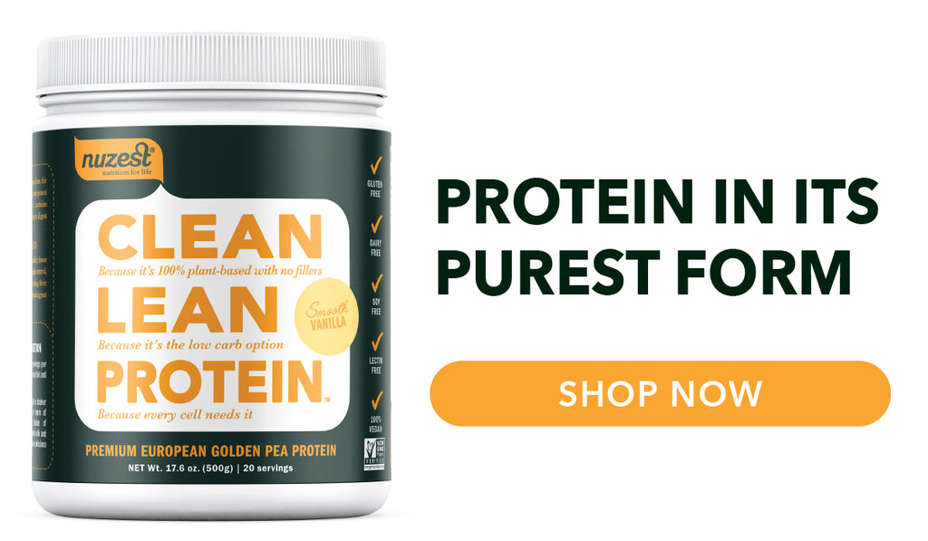 clean lean protein protein in its purest from