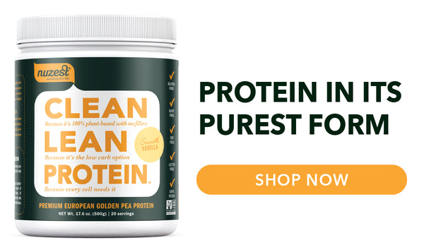 protein in its purest form shop now