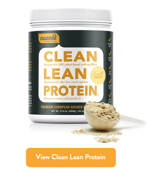 view clean lean protein