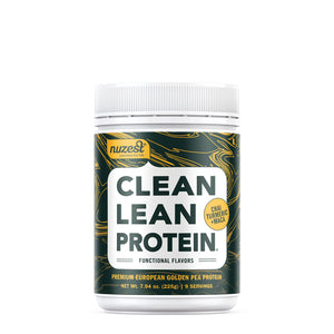 Clean Lean Protein Functional Flavors Close Out