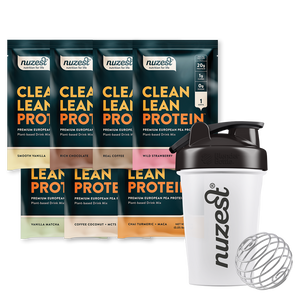 Clean Lean Protein 7 Day Starter Pack + Shaker Bottle