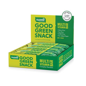 Good Green Snack Bar Box  Box of 12
