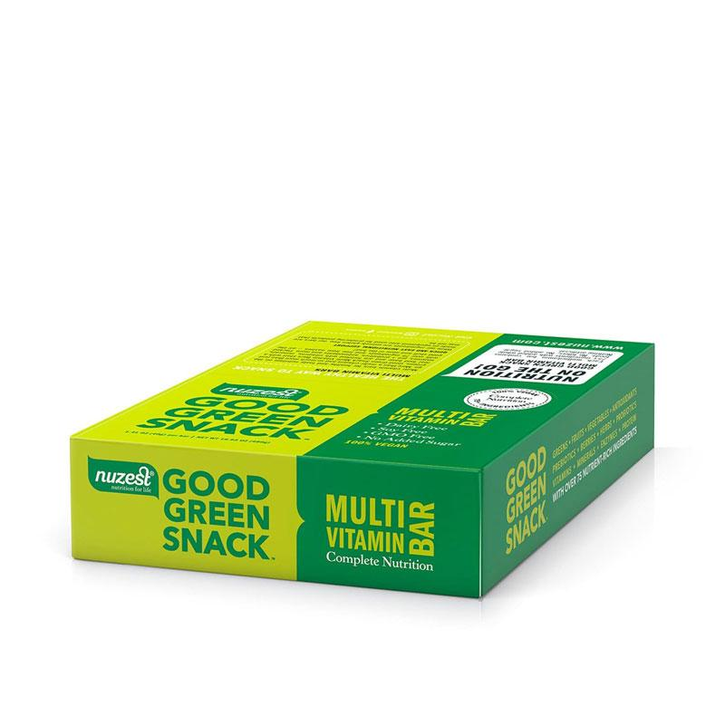 Good Green Snack Bar Box