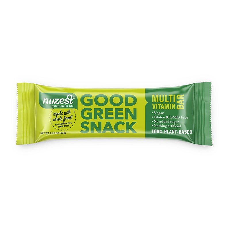 Good Green Snack Bars