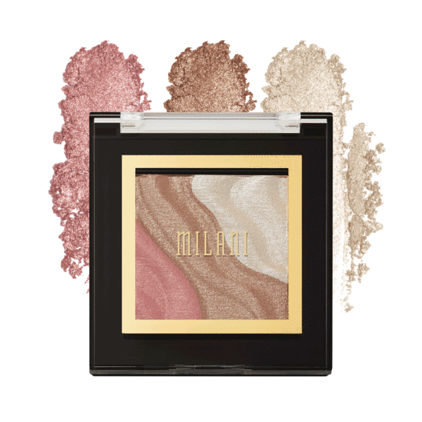 MILANI SPOTLIGHT FACE & EYE STROBE HIGHLIGHT PALETTE