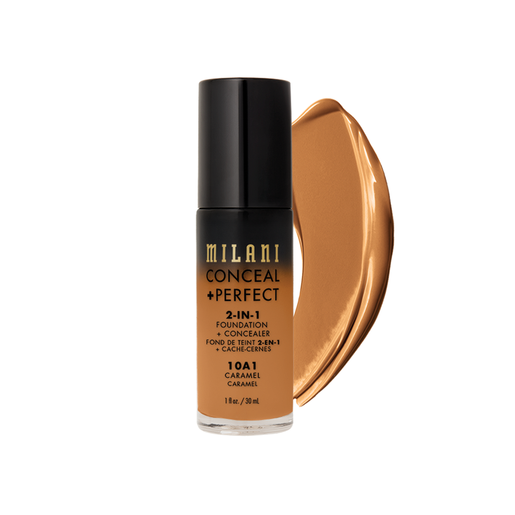 MILANI CONCEAL + PERFECT 2 - IN 1 FOUNDATION
