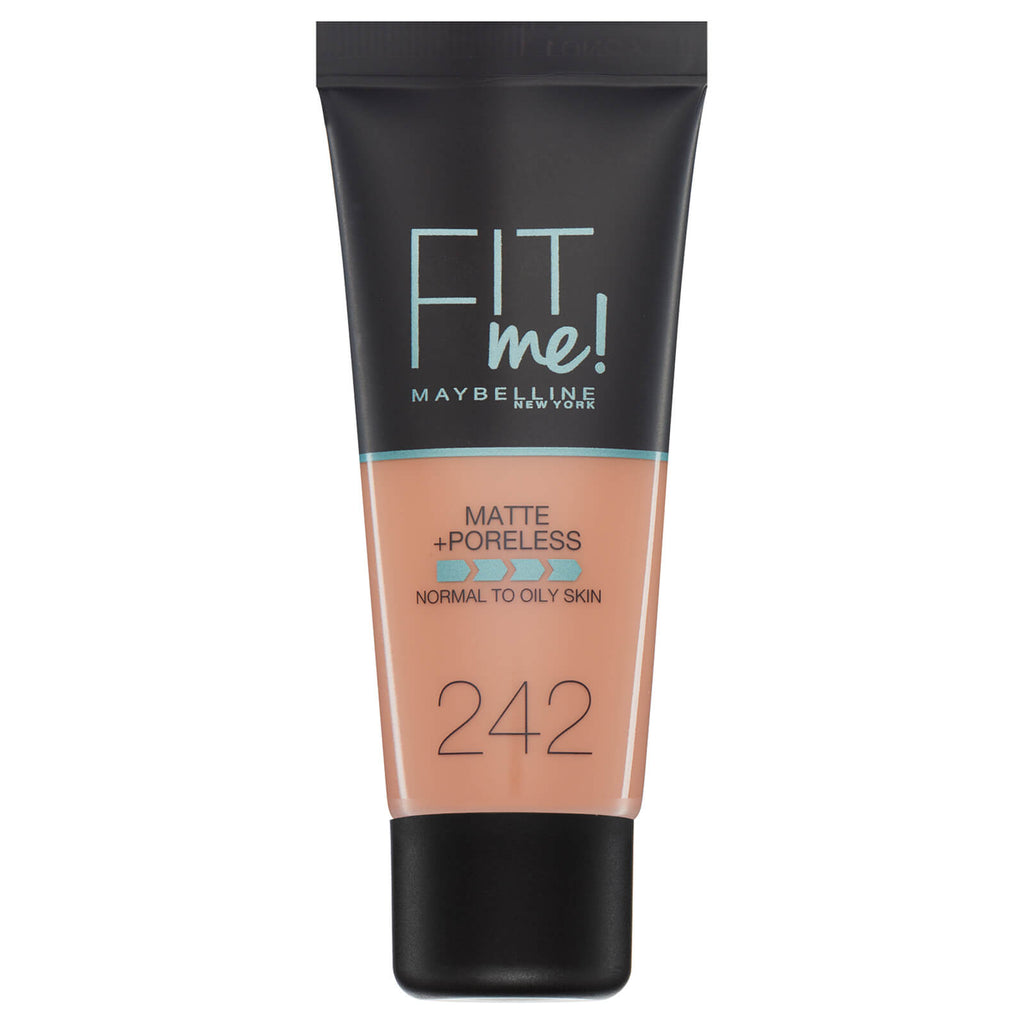 MAYBELLINE FIT ME MATTE AND PORELESS FOUNDATION TUBE
