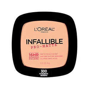 L'OREAL INFALLIBLE PRO-MATTE POWDER