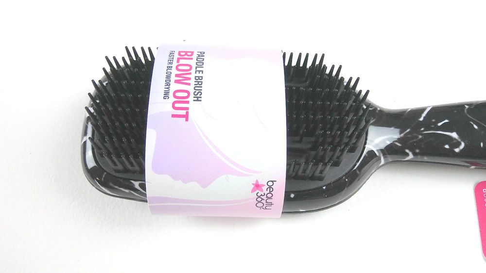 BEAUTY 360 PADDLE BRUSH BLOW OUT