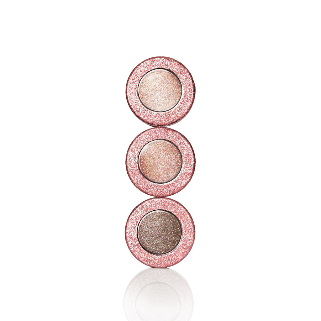 "PHYSICIANS FORMULA SHIMMER STRIPS CUSTOM EYE ENHANCING GEL CREAM & LINER TRIO ""EXTREME SHIMMER"""