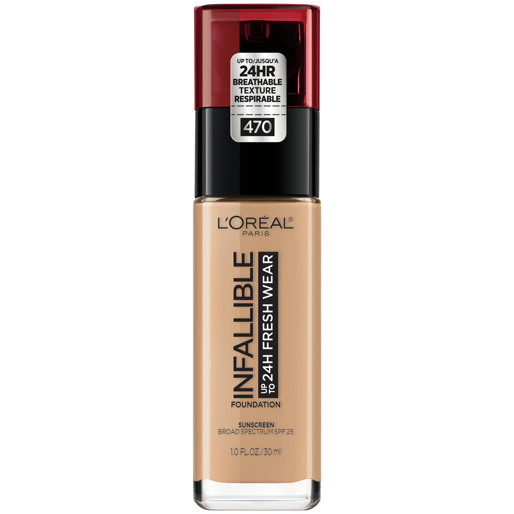 L'OREAL INFALLIBLE 24 HOUR FRESH WEAR FOUNDATION
