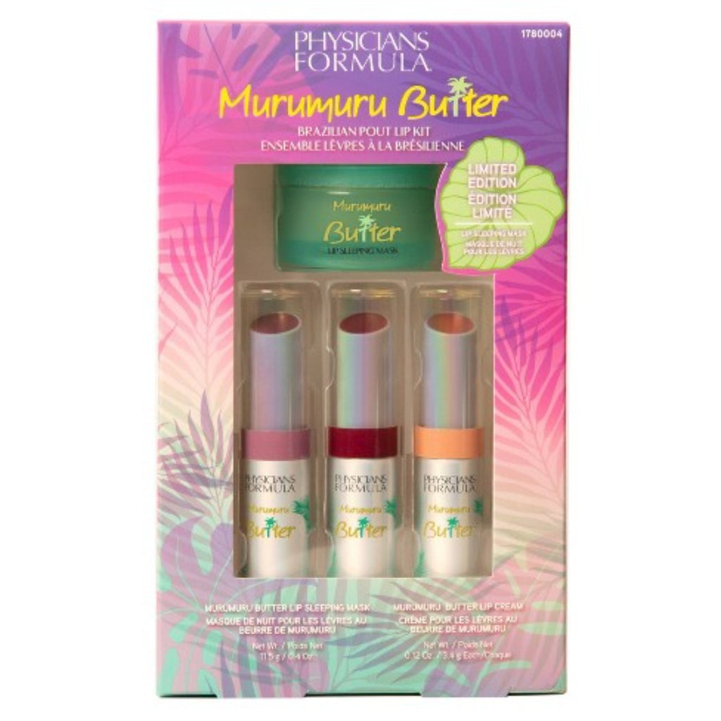 Physicians Formula Murumuru Butter Brazilian Pout Lip Kit