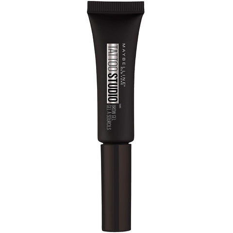 MAYBELLINE TATTOO STUDIO WATERPROOF BROW GEL 262 BLACK BROWN
