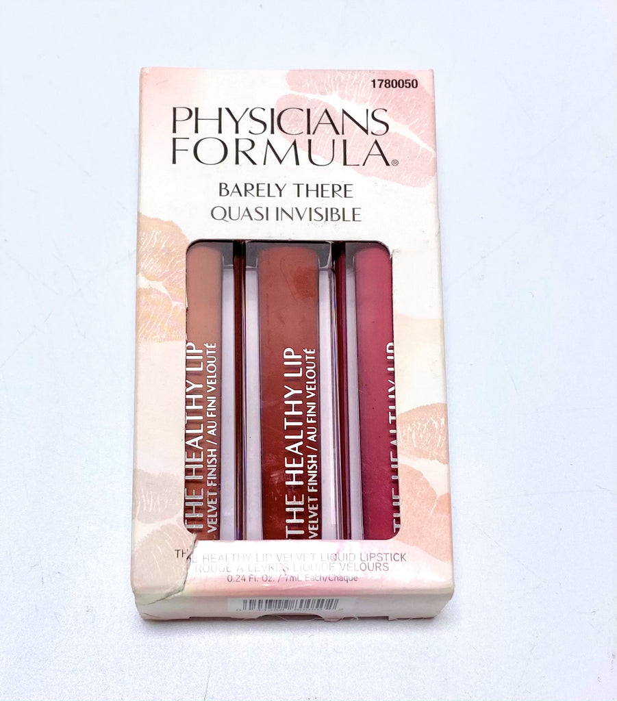 "PHYSICIANS FORMULA THE HEALTHY LIQUID LIPSTICK ""BARELY THERE"""