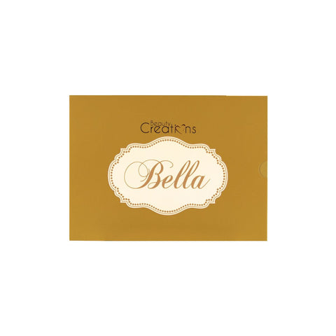 "BEAUTY CREATIONS ""BELLA"" PALETTE"