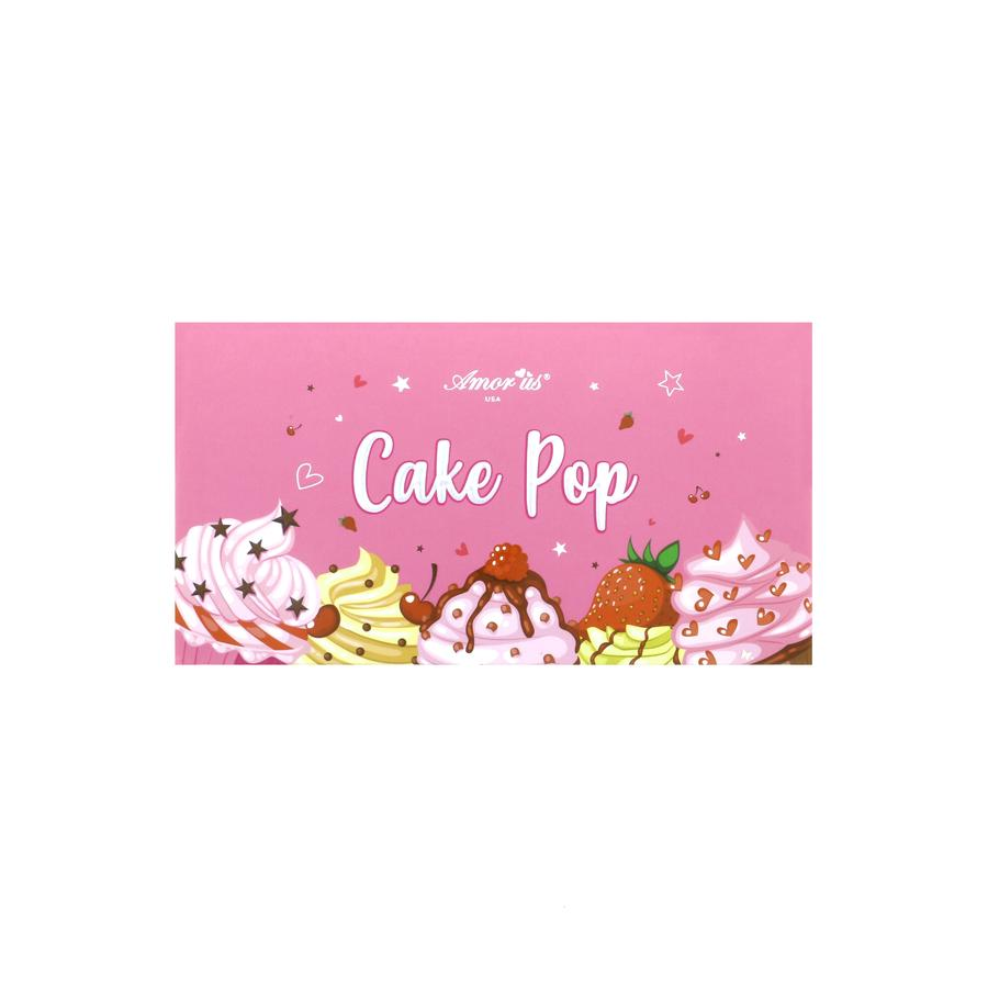 "AMOR US EYESHADOW PALETTE ""CAKE POP"""