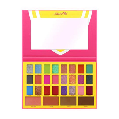 "AMOR US EYESHADOW PALETTE ""CHIN UP"""