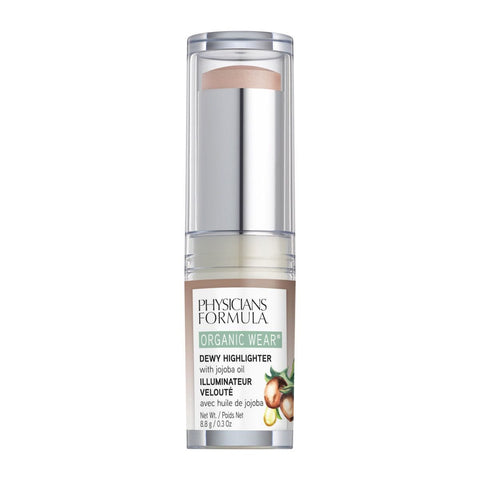 "PHYSICIANS FORMULA ORGANIC WEAR DEWY HIGHLIGHTER  ""DEW FROST"""