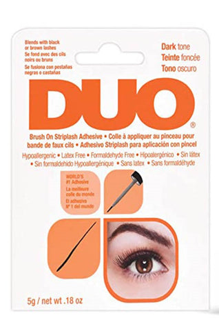 "DUO ""BRUSH ON STRIPLASH ADHENSIVE"""