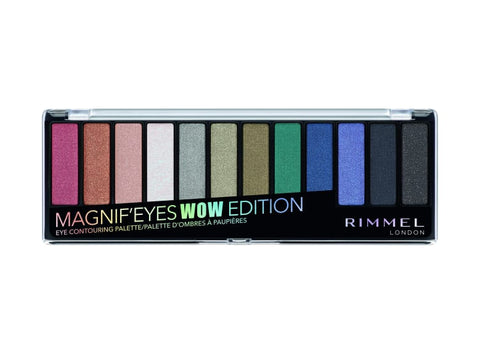 RIMMEL MAGNIF'EYES WOW EDITION PALETTE