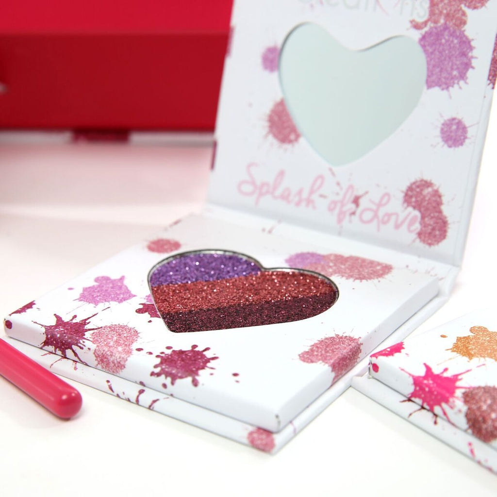 BEAUTY CREATIONS SPLASH OF LOVE (AVAILABLE IN 4 DIFFERENT MINI PALETTES)