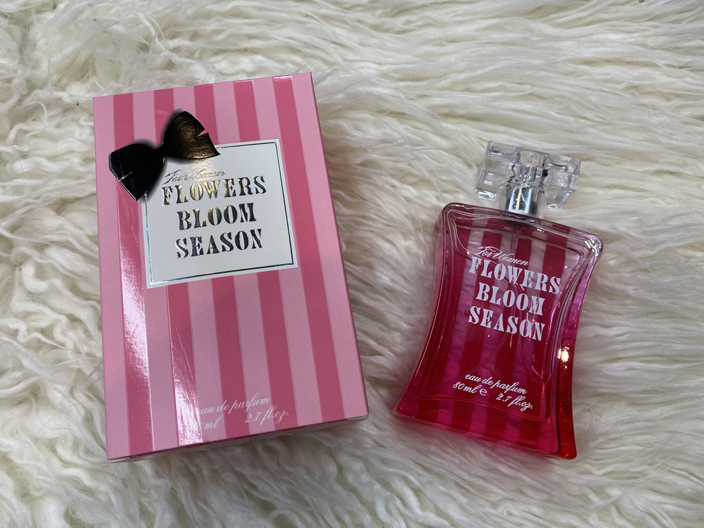 FLOWERS BLOOM SEASON PERFUME