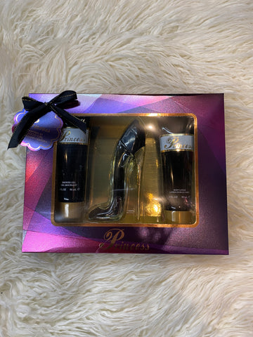 PRINCESS PERFUME SET