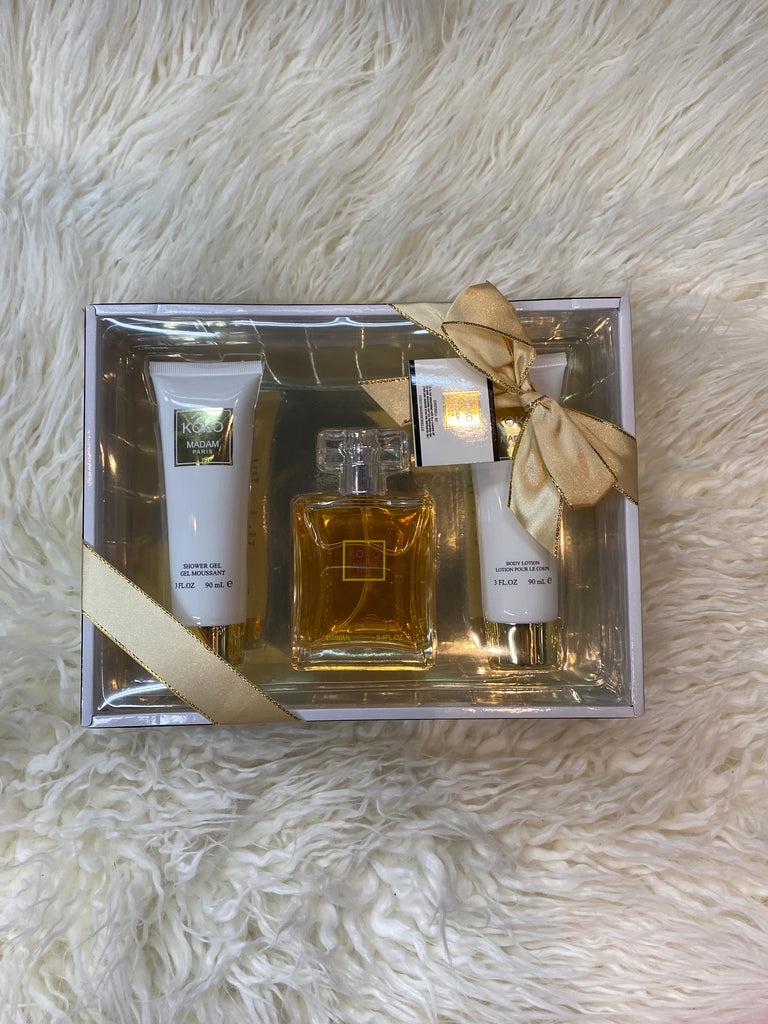 KOKO MADAM PARIS PERFUME SET