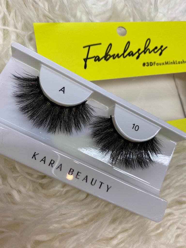 Kara Beauty Fabulashes A10