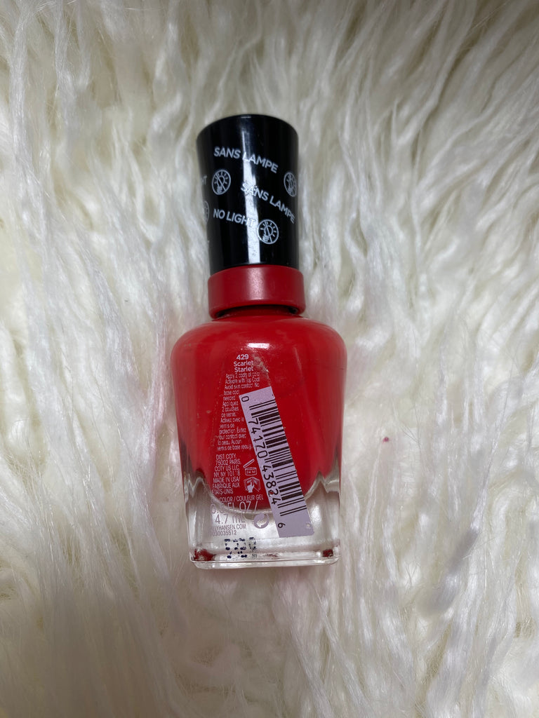 sally hansen miracle gel #429