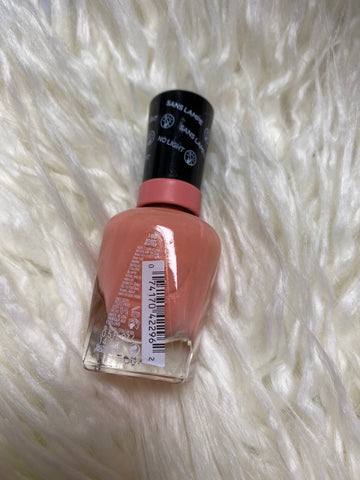sally hansen miracle gel #180