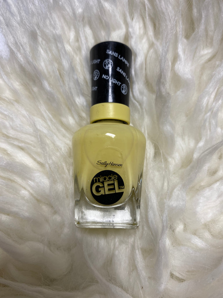 sally hansen miracle gel #390