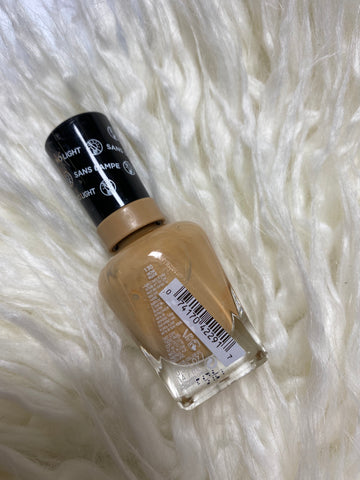 sally hansen miracle gel #130
